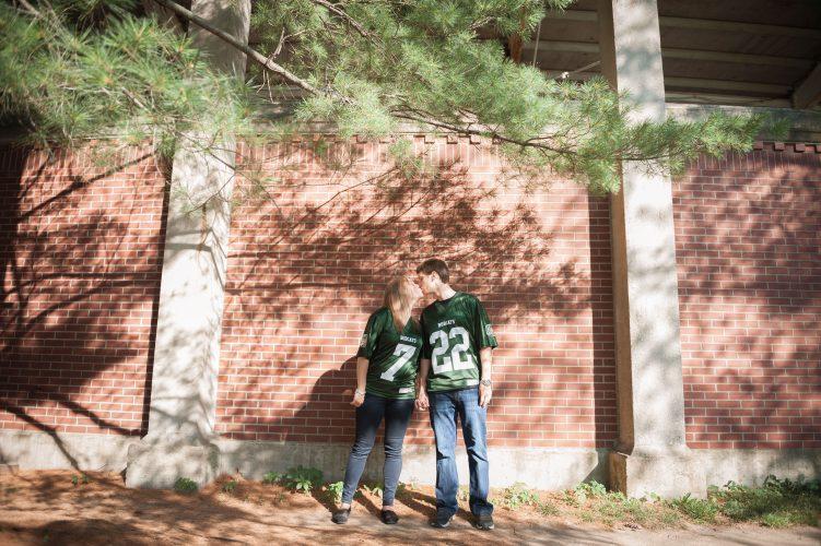 Athens Ohio, OH engagement photography, documentary, lifestyle, ohio university, football, peden stadium