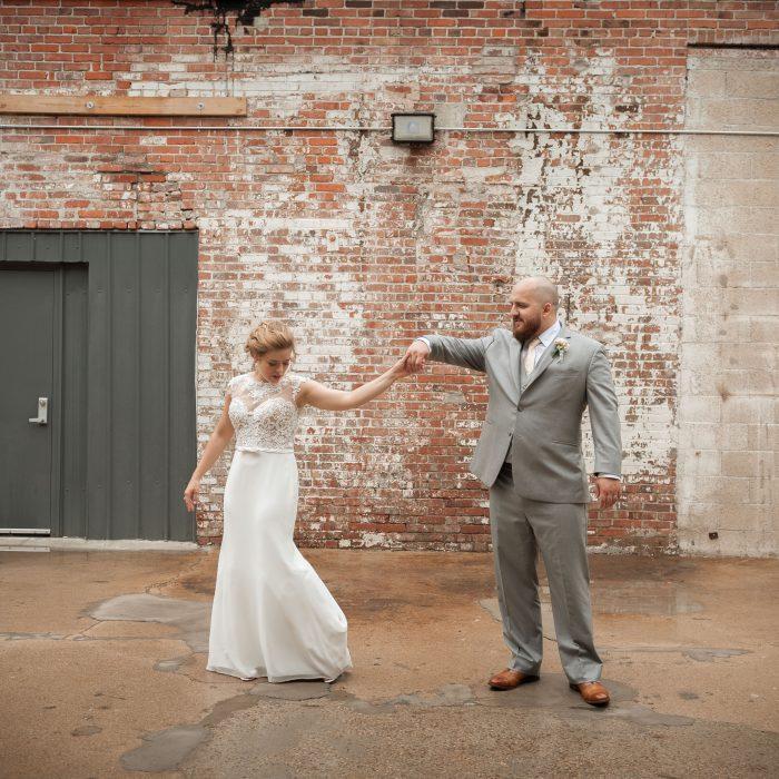 Lindamood Wedding