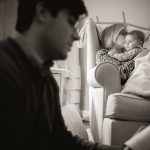 Athens Ohio, OH, family narrative photography in home