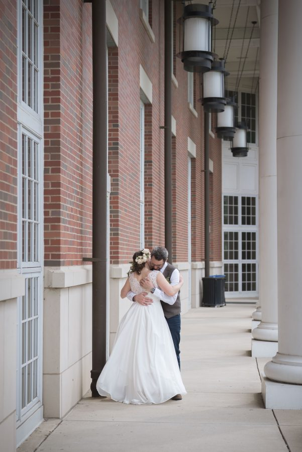 Marriage_Photography__Bride_Groom_wedding_Athens_Ohio_OH_lifestyle_documentary_Cherry_trees_spring_university_college_town