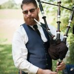 Hocking-hills-athens-lancaster-logan-ohio-wedding-photography-photographer-marriage-heart of the country-outdoors-princess-bride-bag pipe