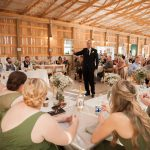 Heart of the country event barn speech outside of logan ohio, near hocking hills