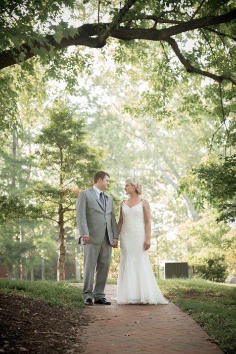 Romantic Wedding at Galbreath Chapel at Ohio University and Walter Hall Rotunda