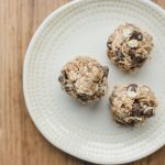 energy bite balls made for new mom