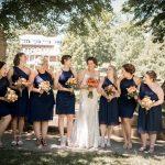 Lifestyle wedding photography in Athens Ohio