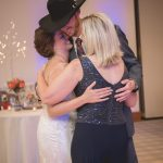 Mother Son wedding dance in Nashport Ohio