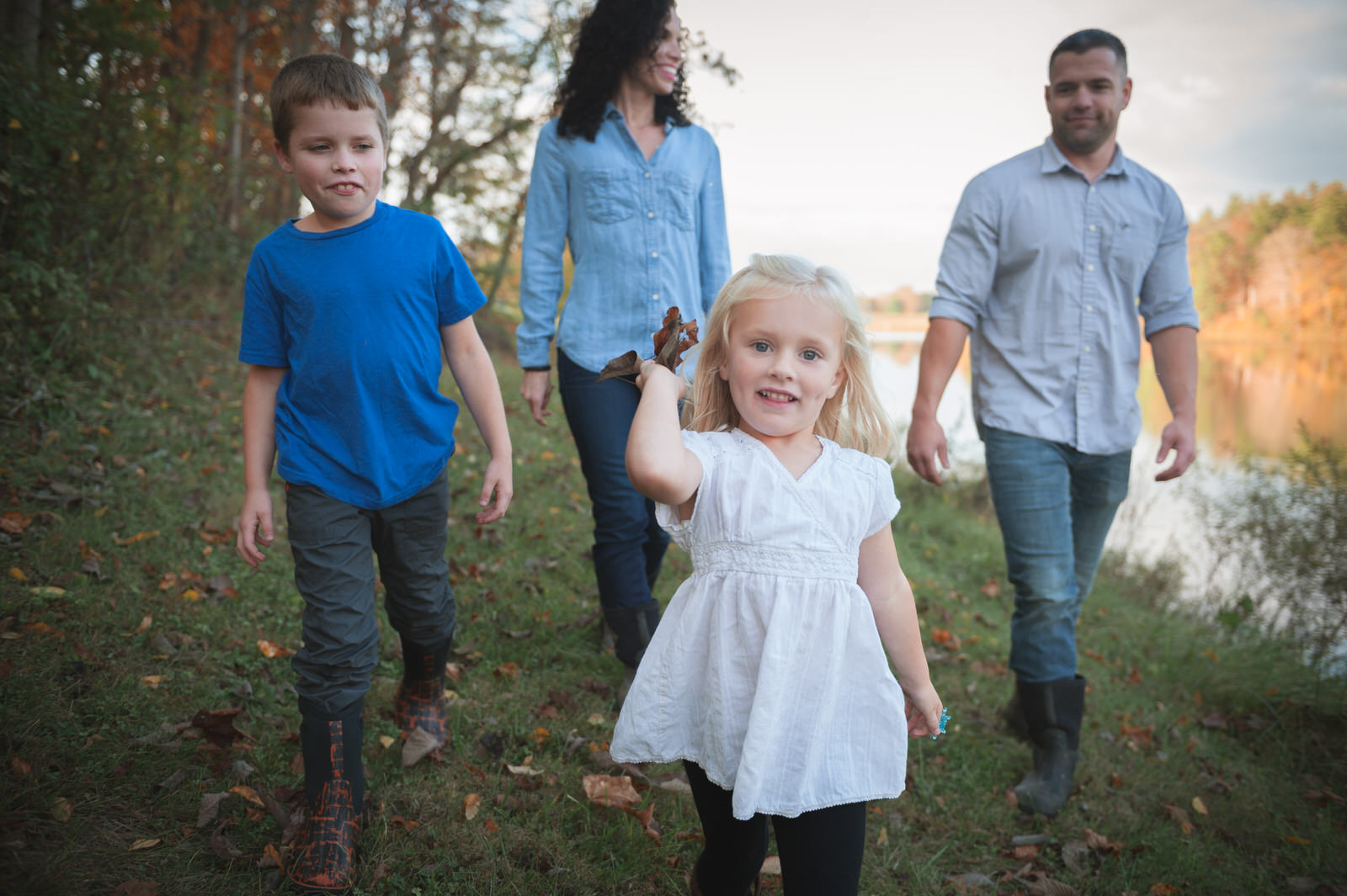 clothing tips for family photographs in Athens Ohio