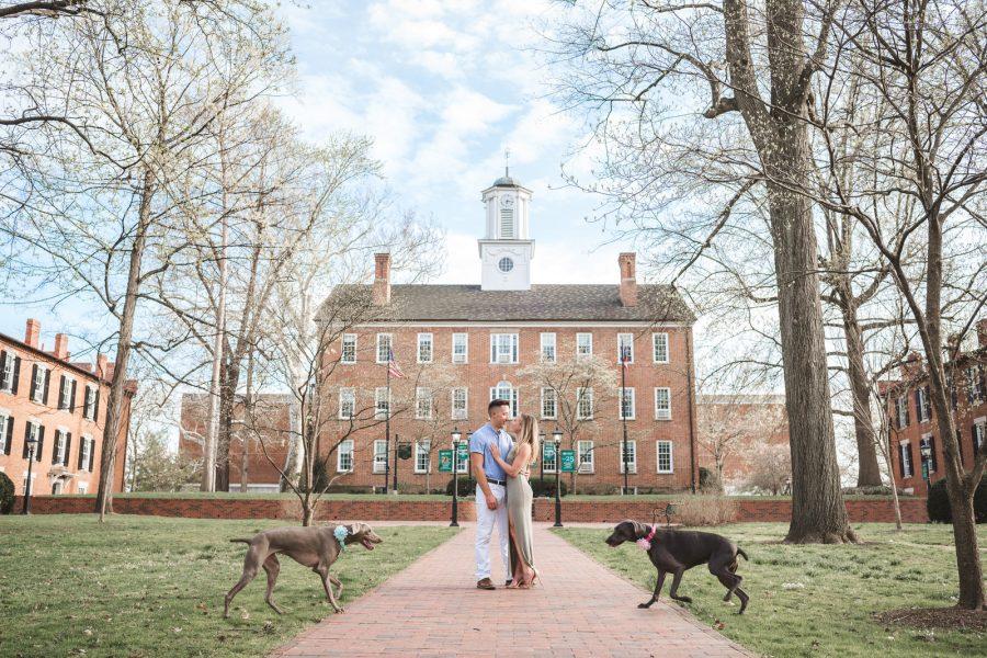 Ohio University Engagement