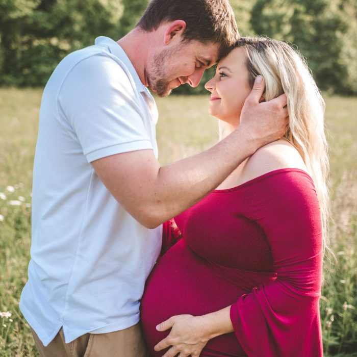 Summer Maternity Photography Session