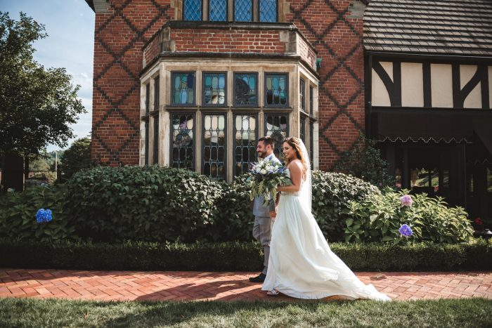 Zenner House Romantic Wedding